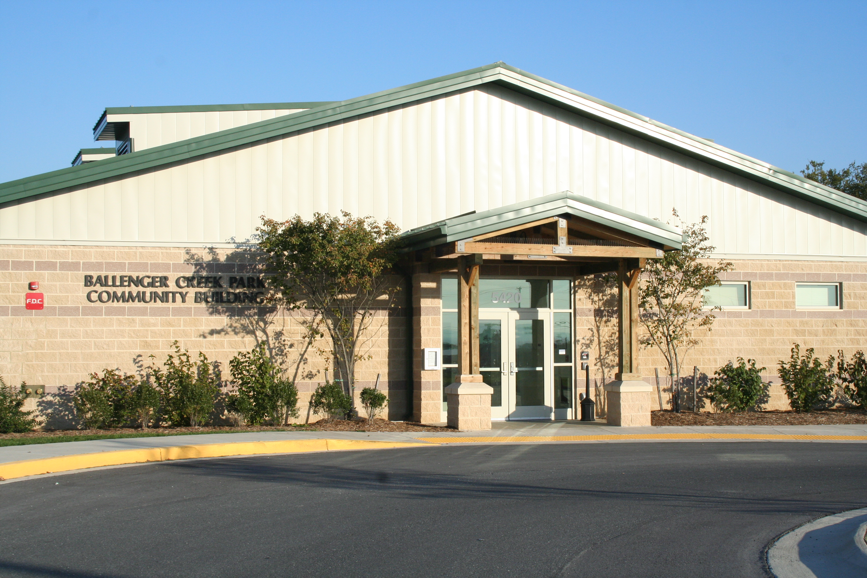 Ballanger Creek Community Center