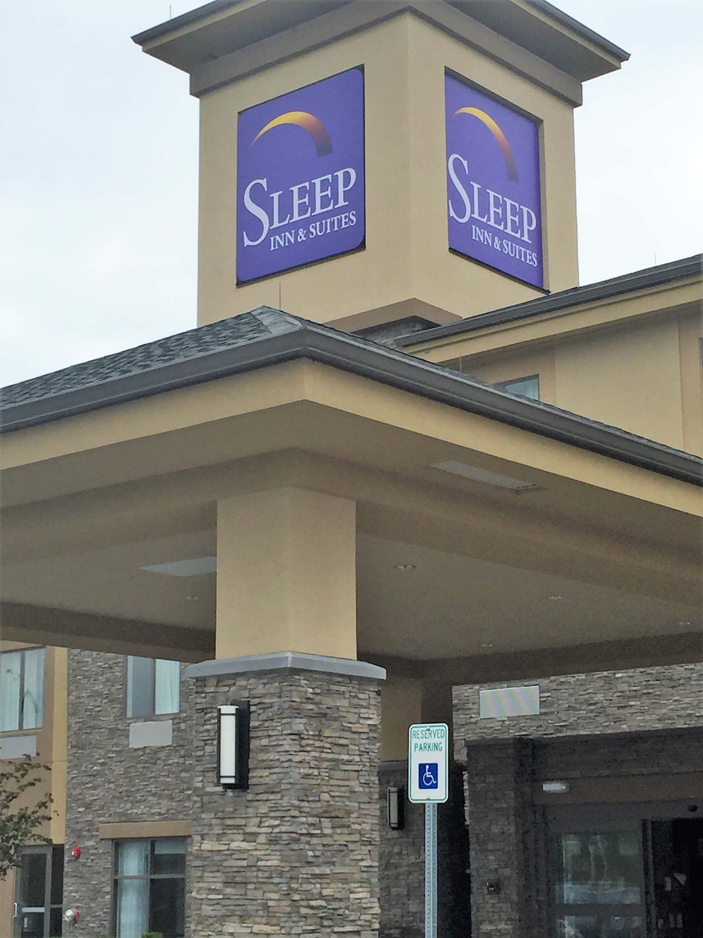 Sleep Inn entrance copy 2-min
